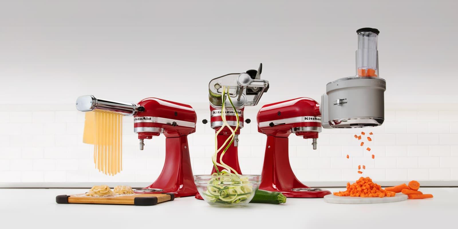 Acessoires mélangeur patissier KitchenAid Artisan
