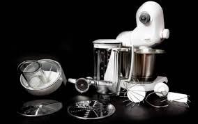 Nettoyage et entretien des accessoires de son batteur patissier