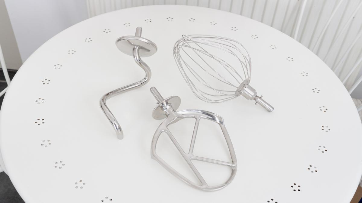 Les accessoires du kenwood titanium chef patissier xl