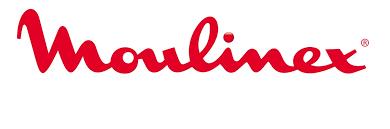 logo de la marque de robot patissier moulinex