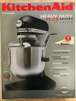 Kitchenaid Heavy duty noir sur ancier catalogue